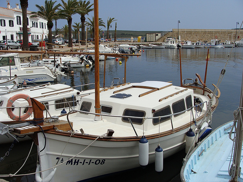 Boating & Sailing Trips around Menorca